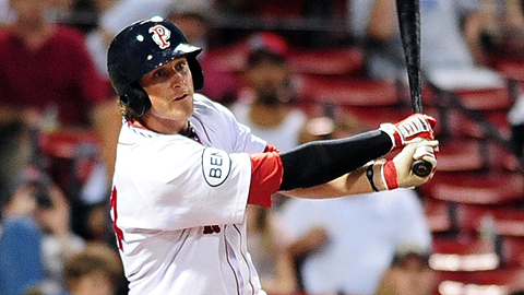 Will Middlebrooks has six homers and 19 RBIs in his last eight games.